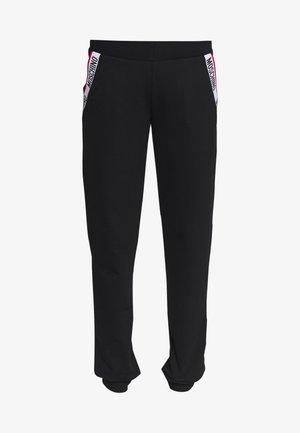 PANTS - Pantaloni del pigiama - black