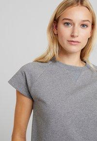 Moschino Underwear - SHORT SLEEVE - Maglia del pigiama - medium gray melange - 3