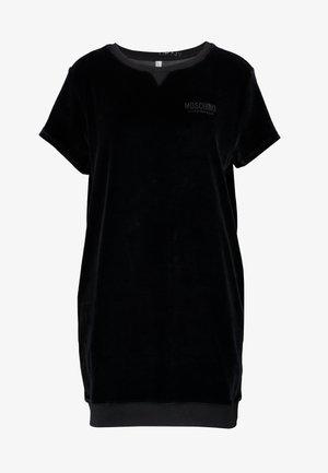MAXI SHIRT - Camicia da notte - black