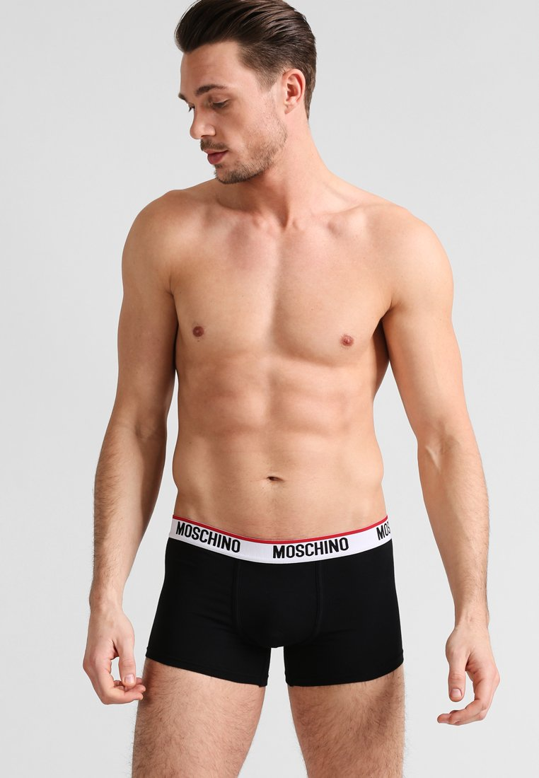 Moschino Underwear - 2 PACK - Boxerky - black