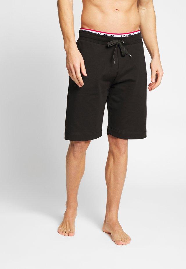 PANTALONCINO - Pyjama bottoms - nero