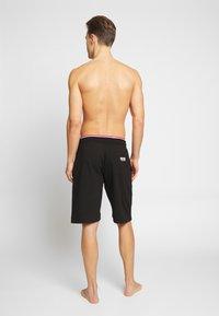 Moschino Underwear - PANTALONCINO - Pyžamový spodní díl - nero - 2