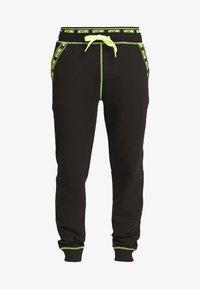Moschino Underwear - PANTALONE - Pyžamový spodní díl - nero - 4