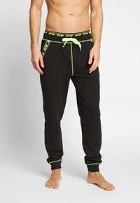 Moschino Underwear - PANTALONE - Pyžamový spodní díl - nero - 0