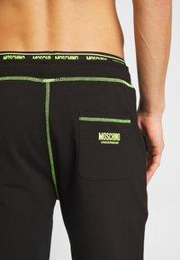 Moschino Underwear - PANTALONE - Pyžamový spodní díl - nero - 5