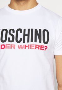 Moschino Underwear - Pyžamový top - bianco - 4