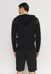Moschino Underwear - FELPA - Pyžamový top - nero - 2