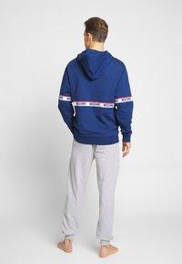 Moschino Underwear - FELPA - Pyžamový top - blu - 2