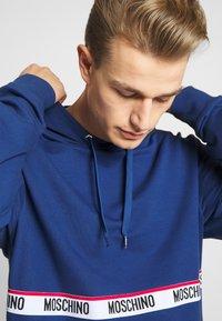 Moschino Underwear - FELPA - Pyžamový top - blu - 3