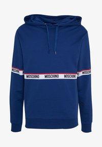 Moschino Underwear - FELPA - Pyžamový top - blu - 4