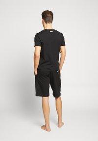 Moschino Underwear - Pyžamový top - nero - 2