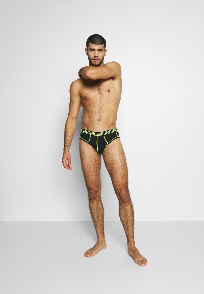 Moschino Underwear - Kalhotky - nero