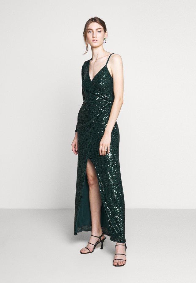 EVE DRESS - Festklänning - fern