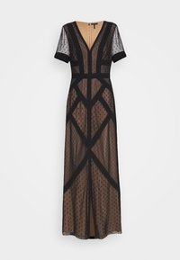 BCBGMAXAZRIA - EVE LONG DRESS - Vestido de fiesta - black - 5