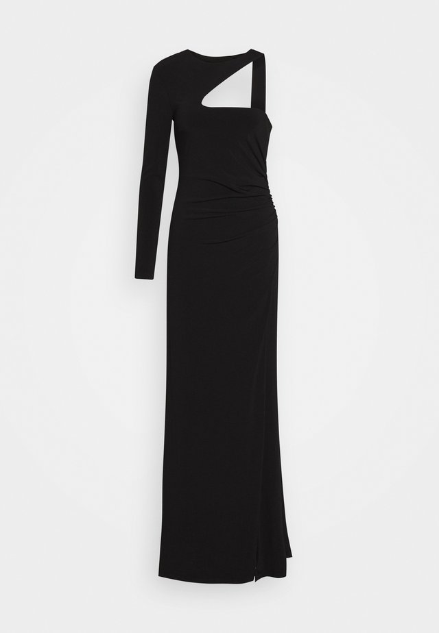 EVE LONG DRESS - Iltapuku - black
