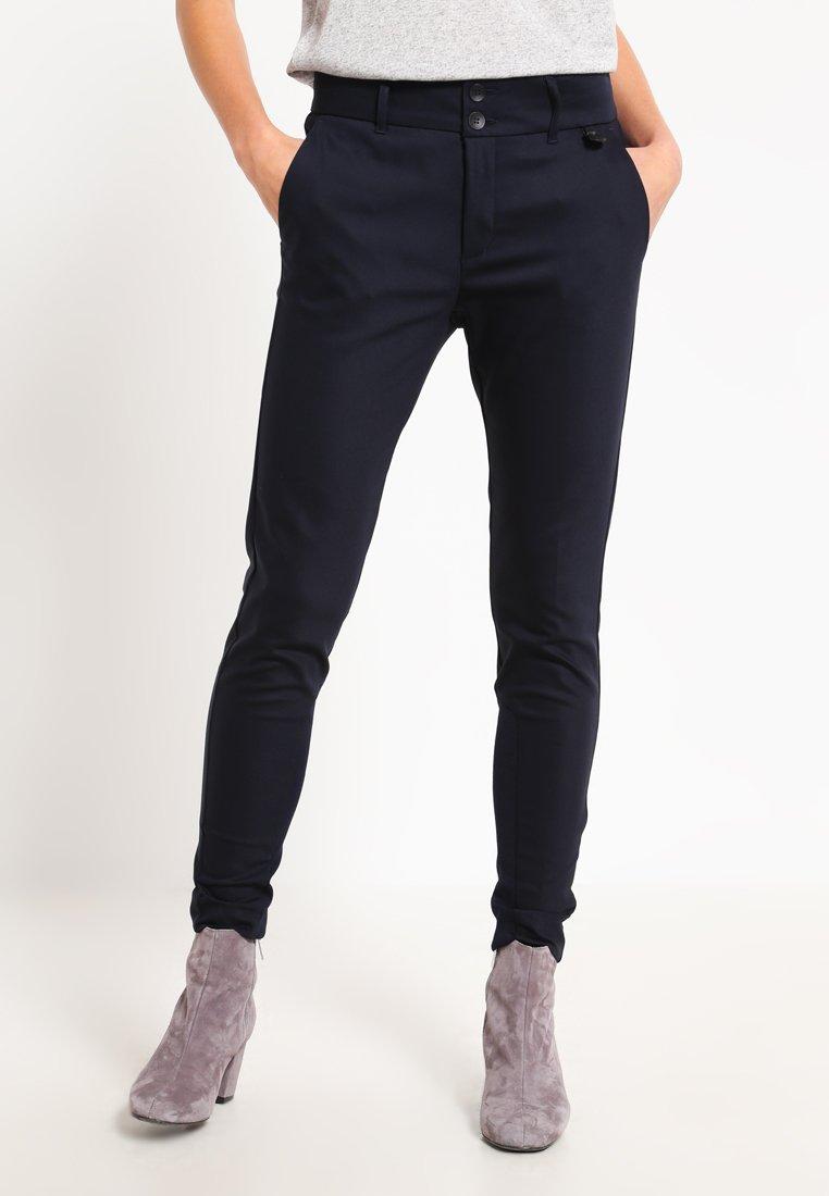 Mos Mosh - BLAKE NIGHT - Trousers - navy