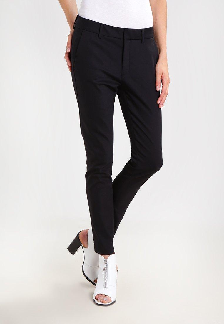 Mos Mosh - ABBEY NIGHT - Trousers - black