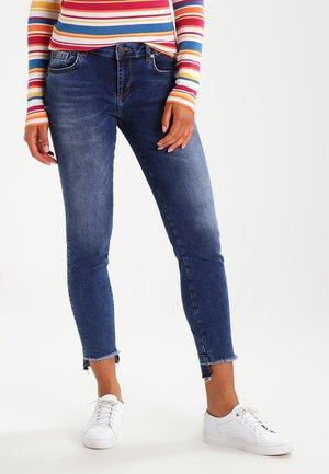 SUMNER STEP BLUE - Jeans slim fit - blue denim
