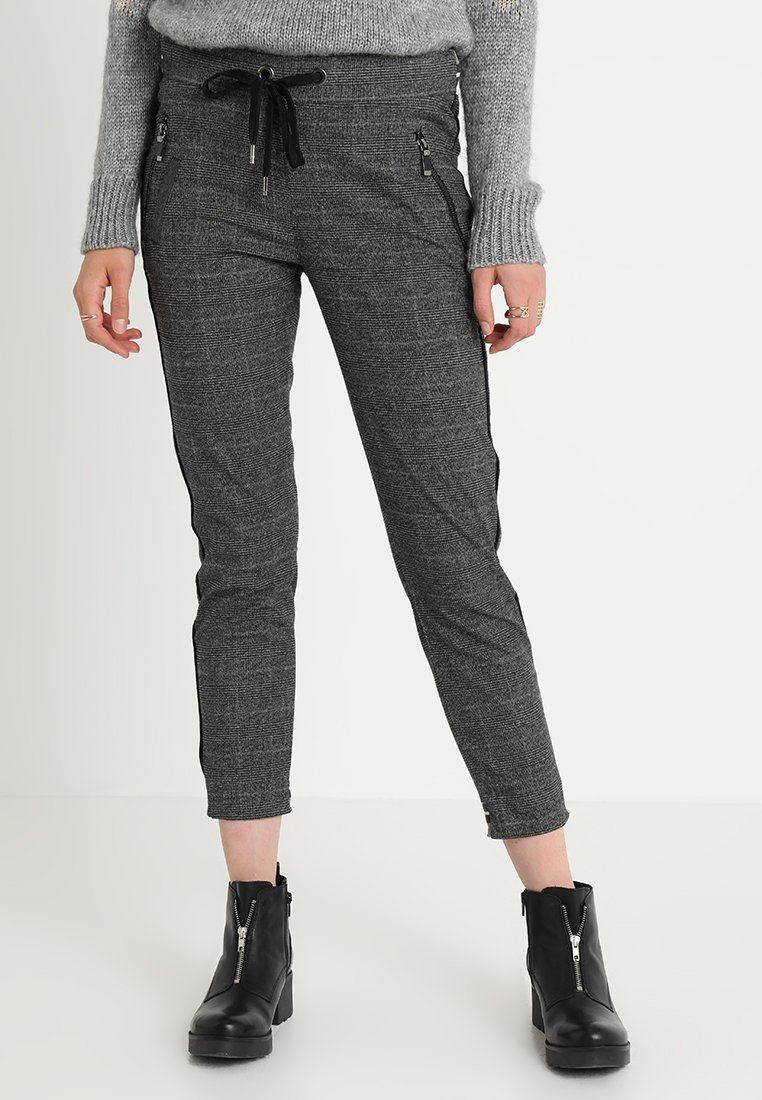 Mos Mosh - LEVON HOLLY PANT - Tracksuit bottoms - grey