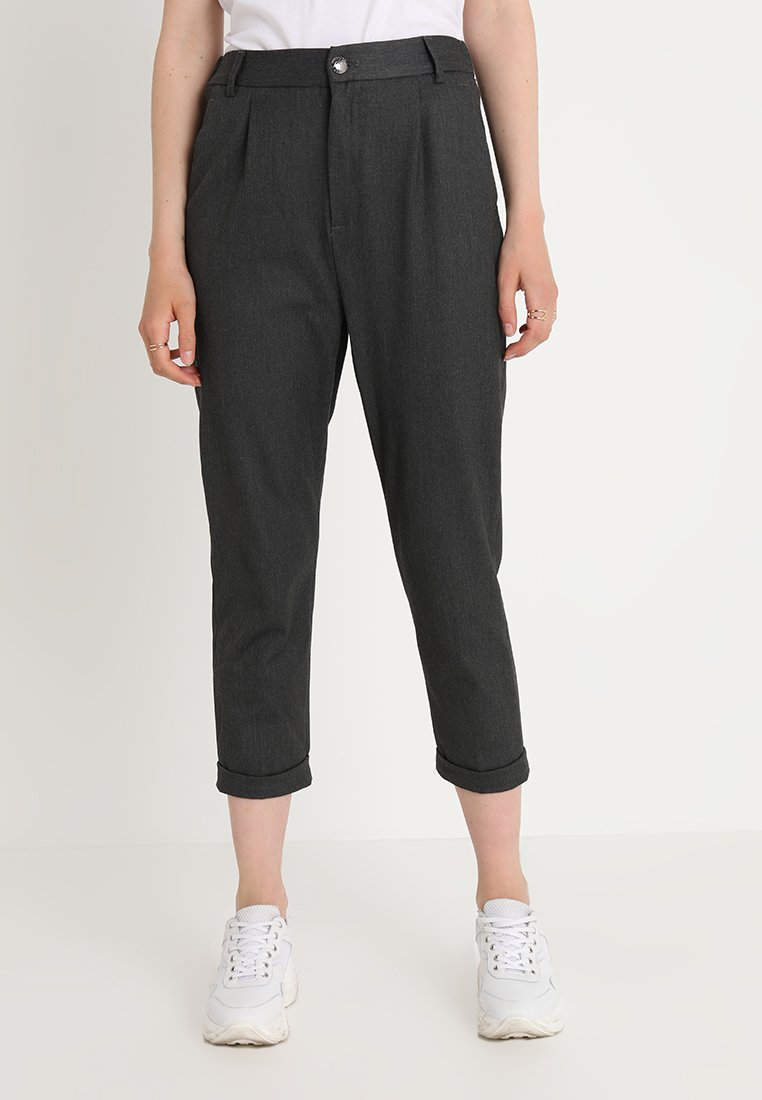Mos Mosh - MARY HAYES PANT - Trousers - grey