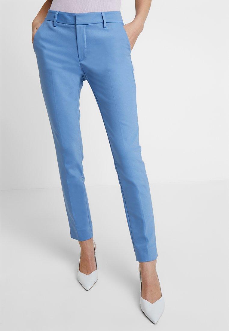 Mos Mosh - ABBEY NIGHT PANT - Stoffhose - allure blue