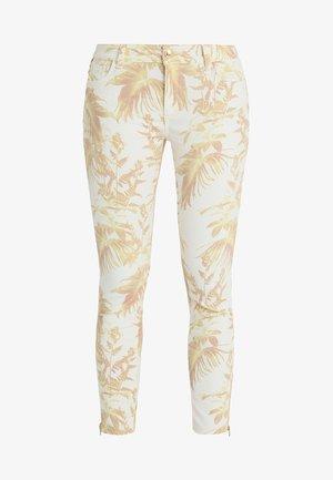 VICTORIA CANNES PANT - Trousers - soft lemon
