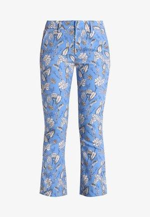 IVANA DALI PANT - Trousers - ultramarine