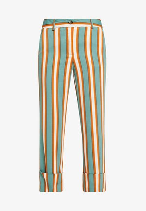 BELLA PANT - Trousers - green bay