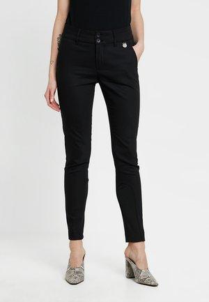 BLAKE NIGHT LONG PANT - Bukse - black