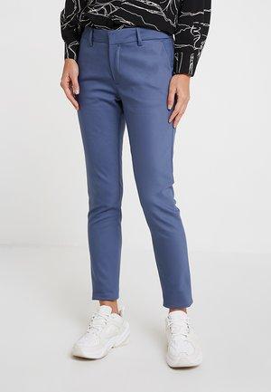 ABBEY NIGHT PANT - Trousers - indigo blue
