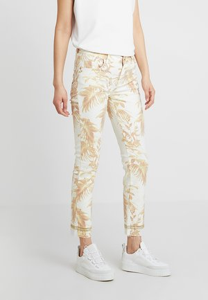 SUMNER CANNES PANT - Trousers - soft lemon