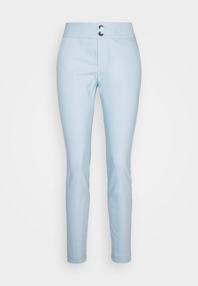 BLAKE NIGHT PANT SUSTAINABLE - Bukser - light blue