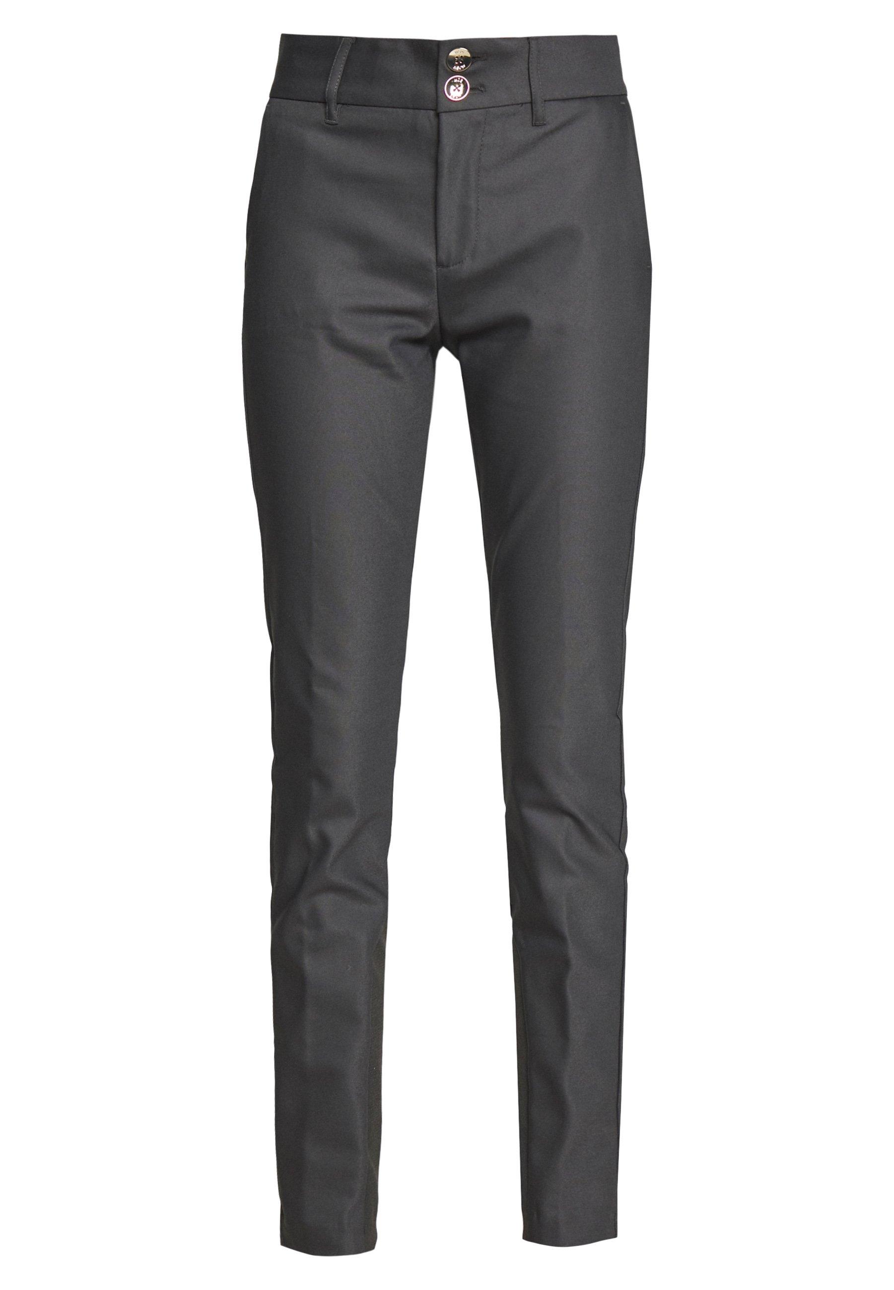 Mos Mosh Blake Night Long Pant - Bukser Antracite