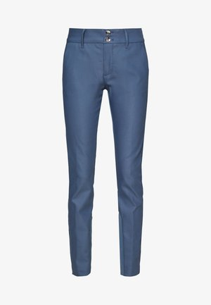 BLAKE NIGHT LONG PANT - Tygbyxor - indigo blue