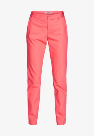 ABBEY NIGHT PANT SUSTAINABLE - Pantaloni - sugar coral