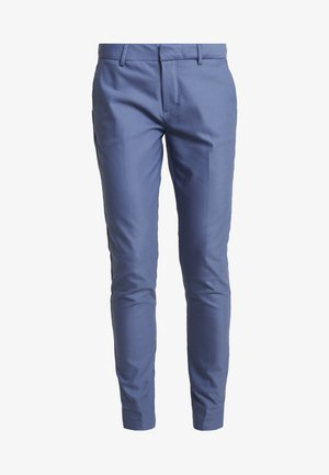 ABBEY NIGHT PANT SUSTAINABLE - Kalhoty - indigo blue