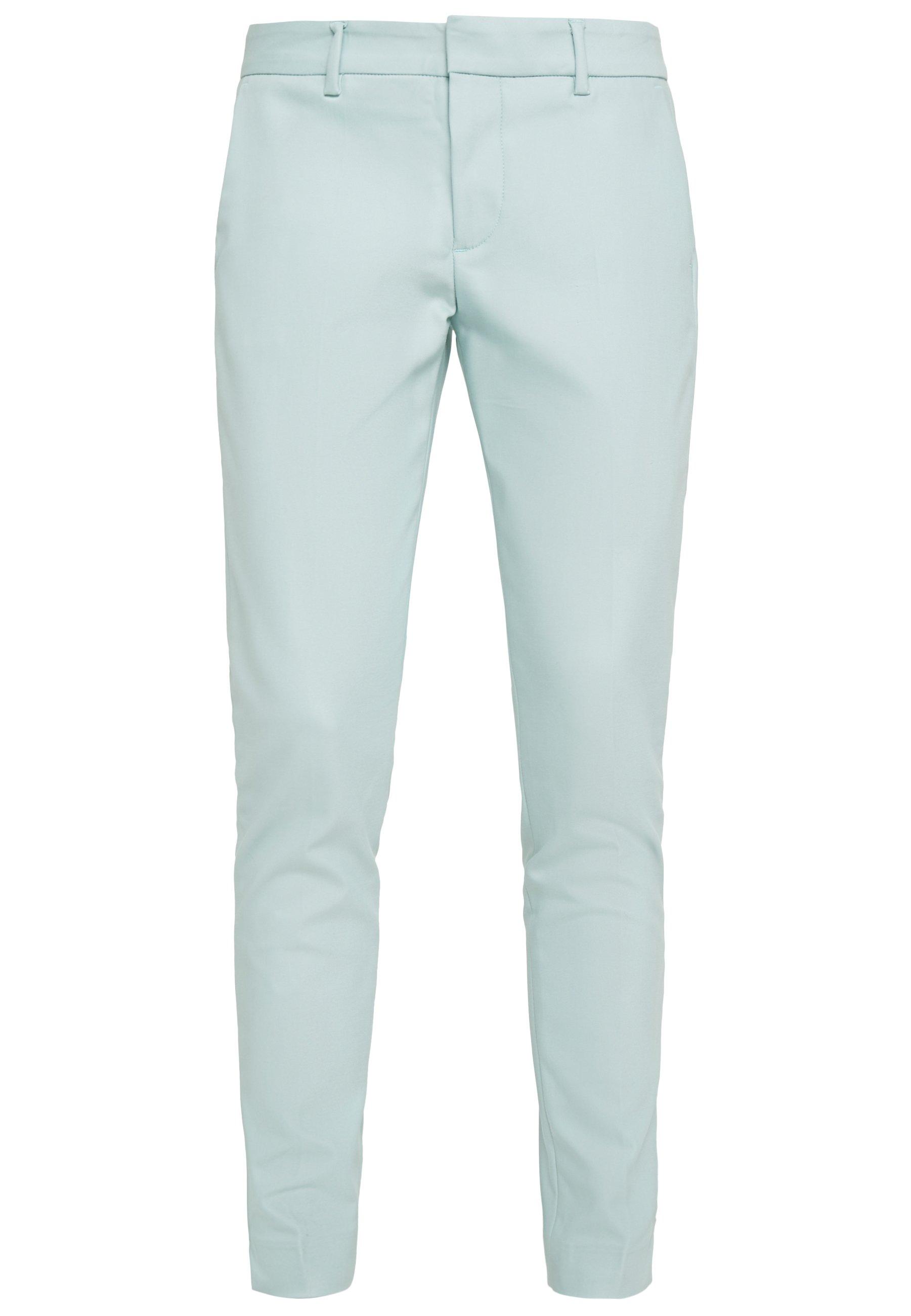 Mos Mosh Abbey Night Pant Sustainable - Pantaloni Antracite 0exlF