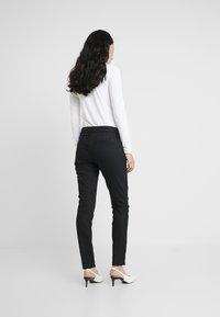 Mos Mosh - ABBEY NIGHT PANT SUSTAINABLE - Kalhoty - black - 2