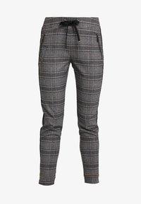 Mos Mosh - LEVON MILANO PANT - Kalhoty - black - 5