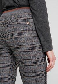 Mos Mosh - LEVON MILANO PANT - Kalhoty - black - 6