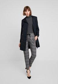 Mos Mosh - LEVON MILANO PANT - Kalhoty - black - 1