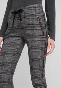 Mos Mosh - LEVON MILANO PANT - Kalhoty - black - 3