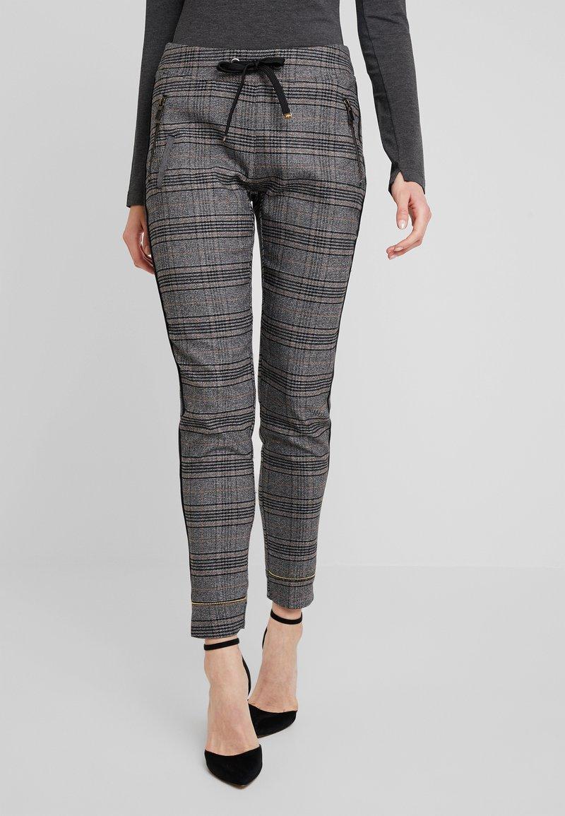 Mos Mosh - LEVON MILANO PANT - Kalhoty - black