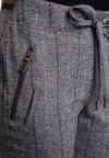 Mos Mosh - LEVON PANT - Pantalon classique - grey melange