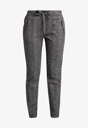 LEVON PANT - Pantalon classique - grey melange