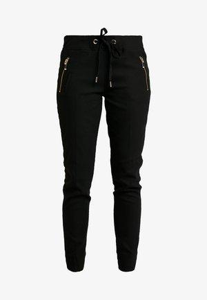LEVON PORTMAN PANT - Pantaloni - black