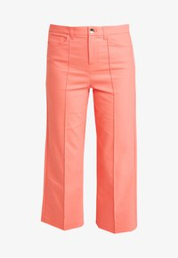 Mos Mosh - NIGHT PANT SUSTAINABLE - Trousers - sugar coral - 5