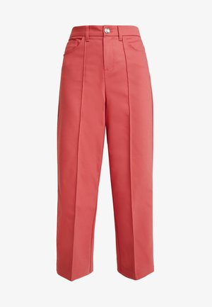 NIGHT PANT SUSTAINABLE - Pantalon classique - holly berry