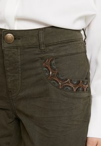 Mos Mosh - PANT - Trousers - forest night - 4