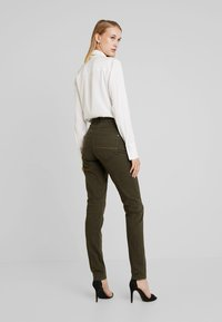 Mos Mosh - PANT - Trousers - forest night - 2